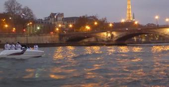 """""""50ème Rugissants"""" - jubileusz Beneteau i Suzuki w Paryżu ZDJĘCIA"""
