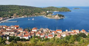 Zobacz, gdzie żeglować podczas wakacji w Chorwacji