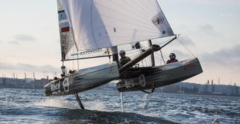 Błękitna Wstęga Zatoki Gdańskiej: regatowy klasyk na koniec sezonu