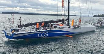 """Przed Sydney-Hobart: """"CQS"""" – jacht solidnie zmieniony"""
