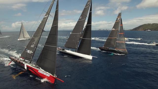 Przemysław Tarnacki i Ocean Challenge Yacht Club w regatach Les Voiles de St. Barth