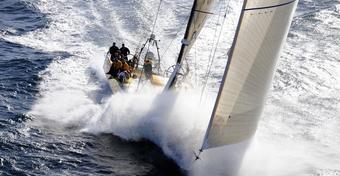 Start załogi Yacht Club Sopot w regatach Rolex Fastnet Race!