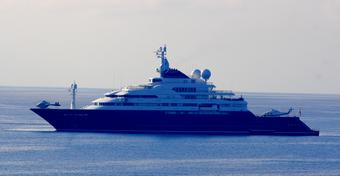 Najbogatsi ludzie świata i ich jachty