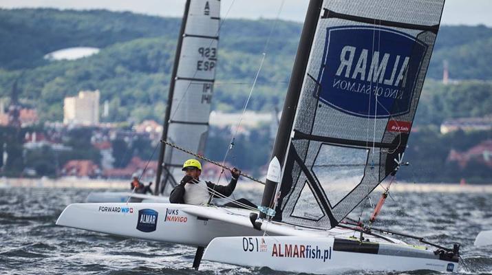 Dobry początek Polaków w Mistrzostwach Świata Katamaranów A-Class